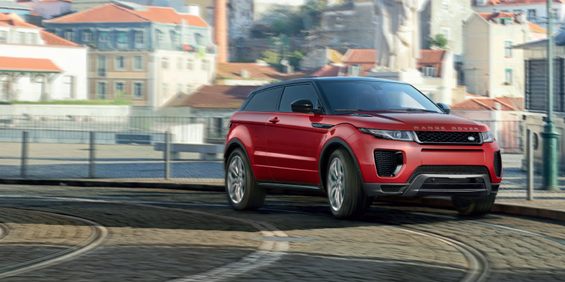 Pre-Owned 2016 Land Rover Range Rover Evoque 5dr HB SE Sport Utility 4WD