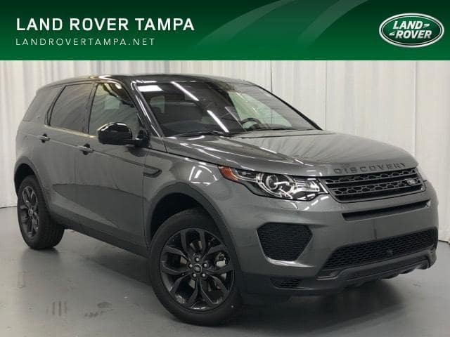 New 2019 Land Rover Discovery Sport HSE 4WD 4 Door