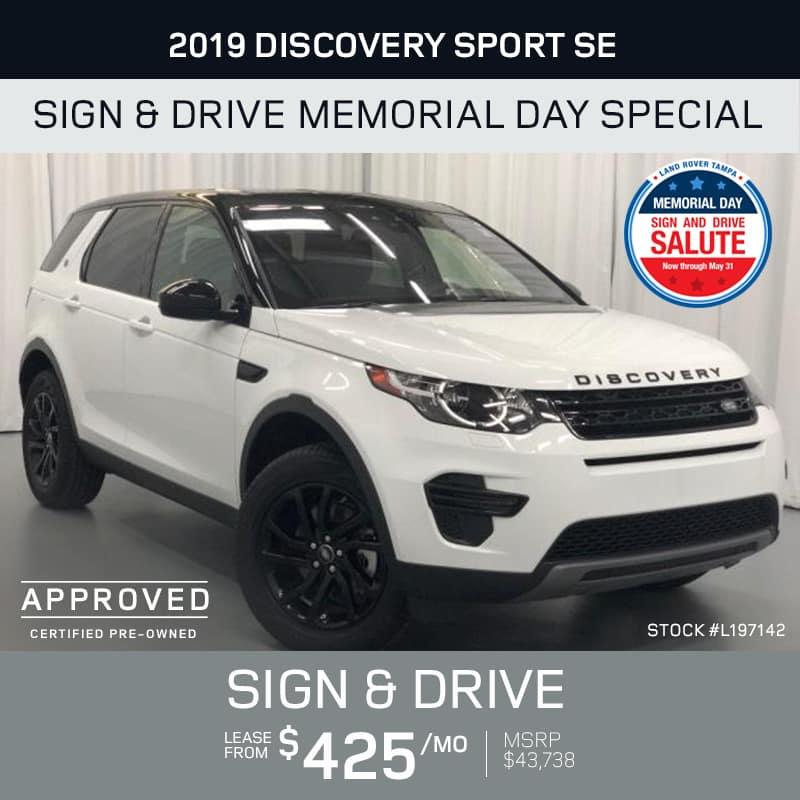 2019 Discovery Sport SE