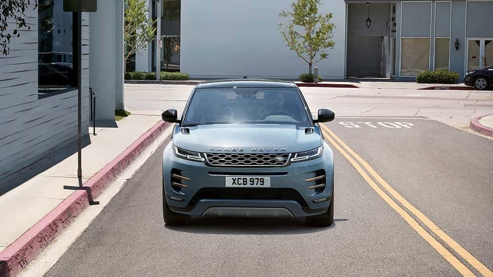 2020 Range Rover Evoque Grill