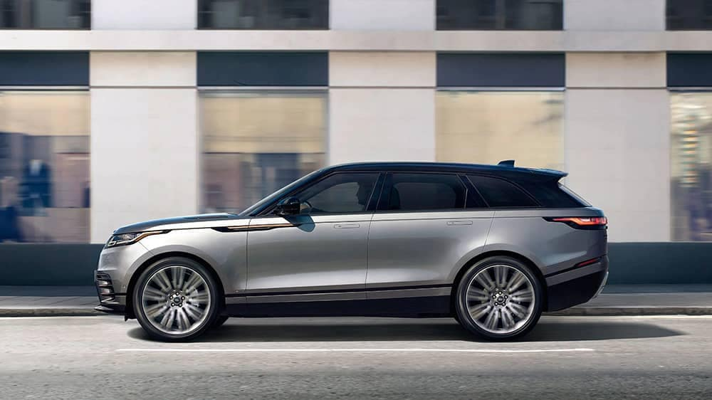 2020 Range Rover Velar Side View