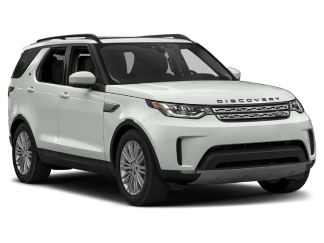 2020 Land Rover Discovery Transparent