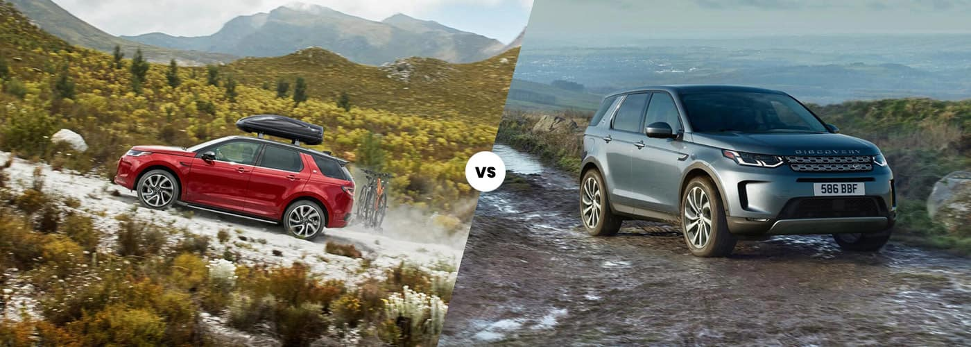 2020 Land Rover Discovery Vs. 2020 Land Rover Discovery Sport