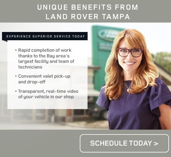 LR Tampa Service Benefits