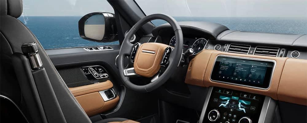 Land Rover Range Rover Sport 2021 Interior