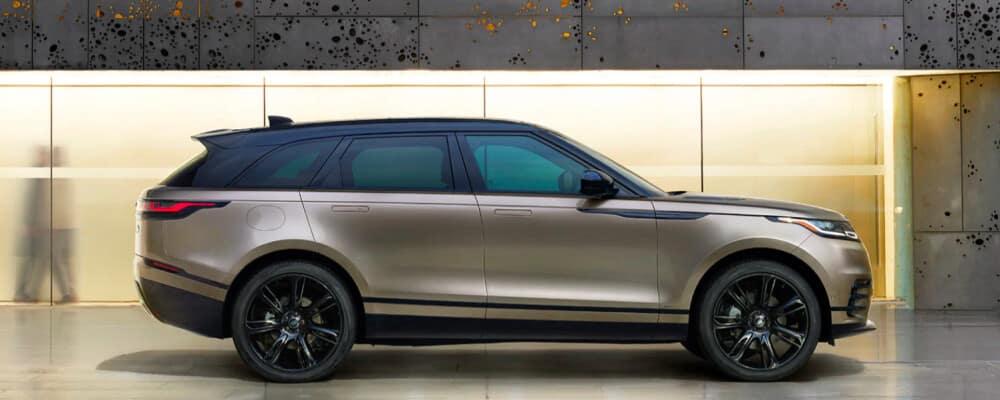 2021 Range Rover Velar side profile