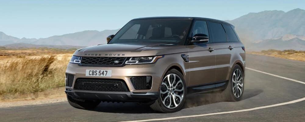 2022 Range Rover Sport HSE