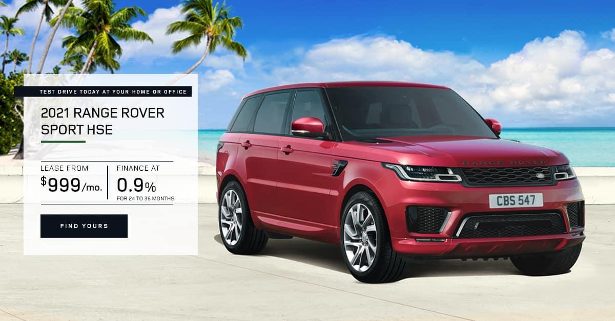 Range Rover Sport HSE - June - Launch