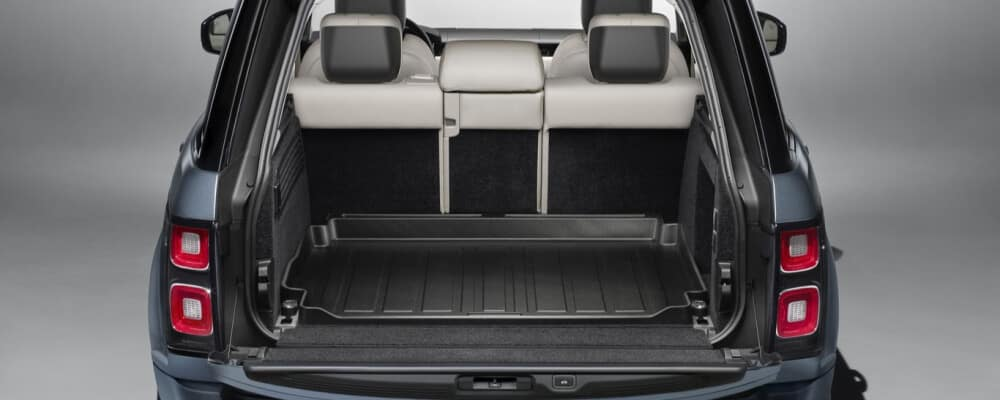2021 Land Rover Range Rover liner tray accessory