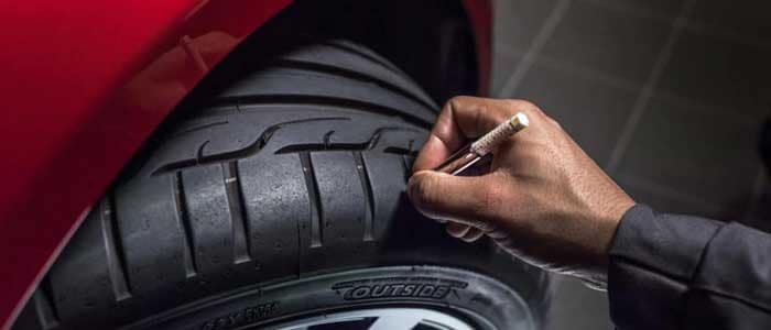 Tire Maintenance at Land Rover West Columbia