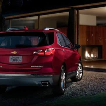 2020-Chevrolet Equinox Rear