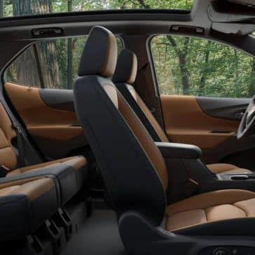 2020-Chevrolet Equinox Seating