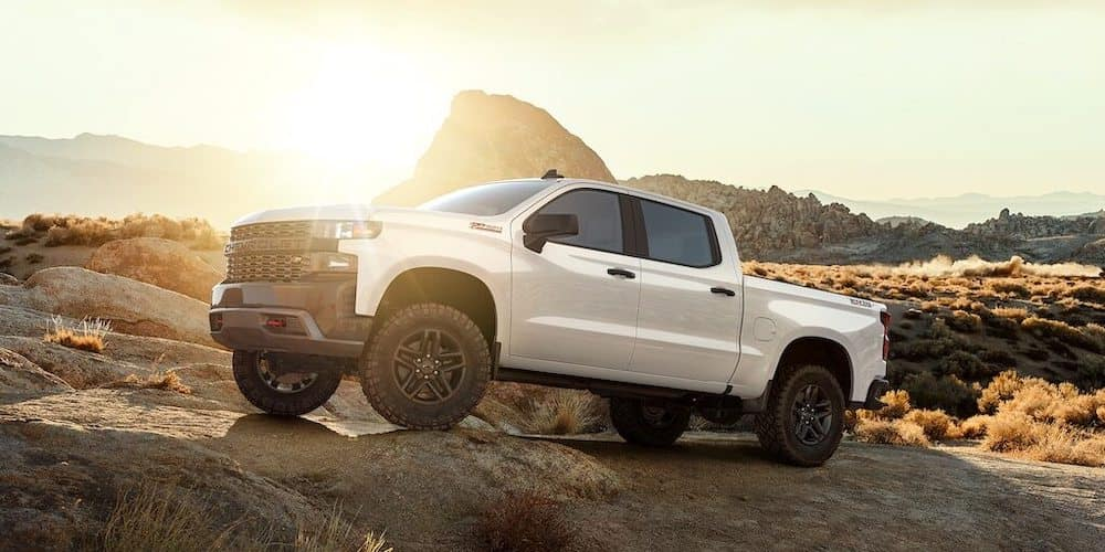 2020 Chevy Silverado 1500 in Desert