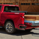 2021 Chevy Silverado 1500 Bed Sizes Banner Image