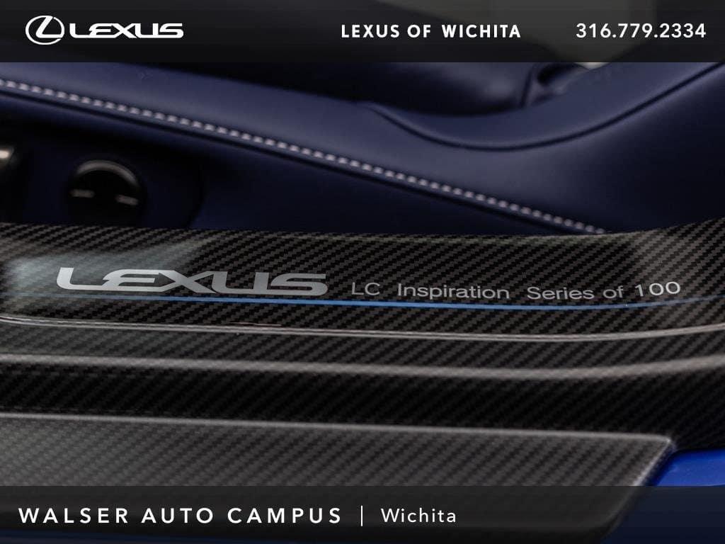 Lexus LC 500 1 of 100 Inspiration Series