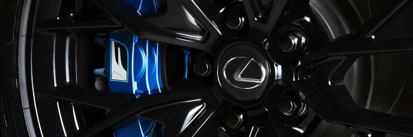 2018 Lexus GSF
