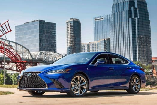 2019 Lexus ES 350 Wichita Kansas