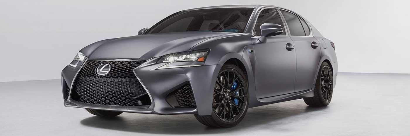 2019 Lexus GSF