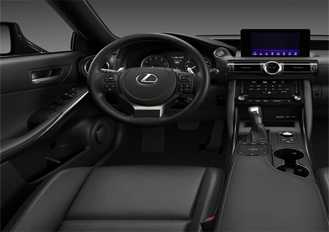 Lexus-IS-300-Interior