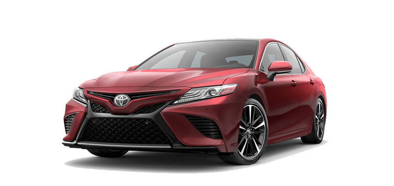 Toyota Camry Frontal View