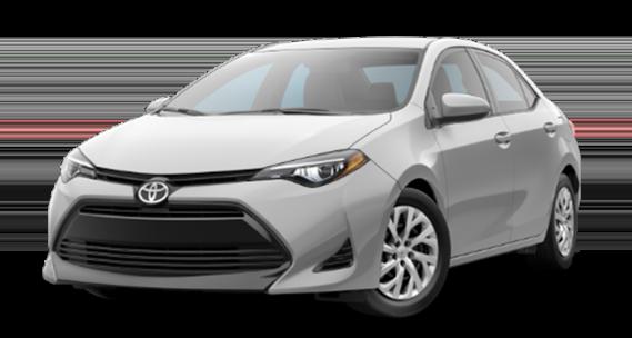 Toyota silver metallic Vehicle