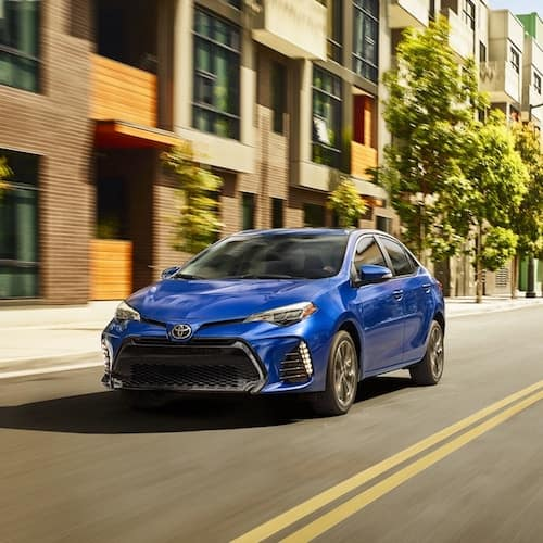 Toyota Corolla Mpg >> 2019 Toyota Corolla Mpg Ratings Lone Star Toyota Of Lewisville