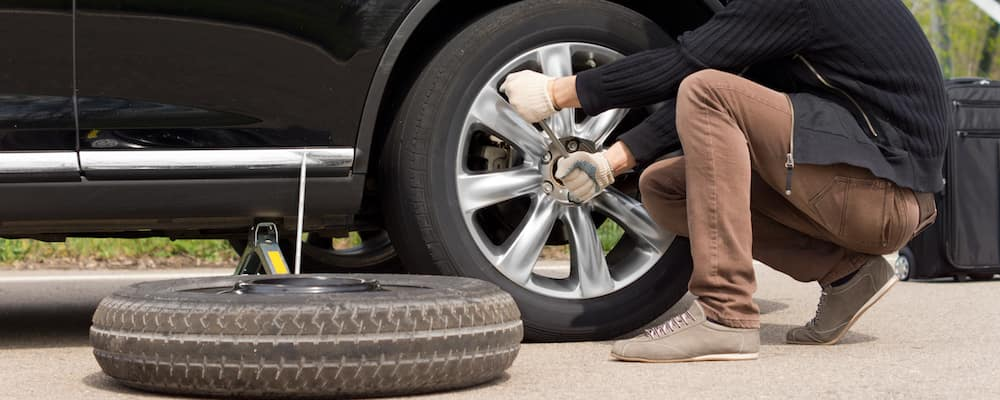 How Long Can You Drive on a Factory Spare Tire (Really ...