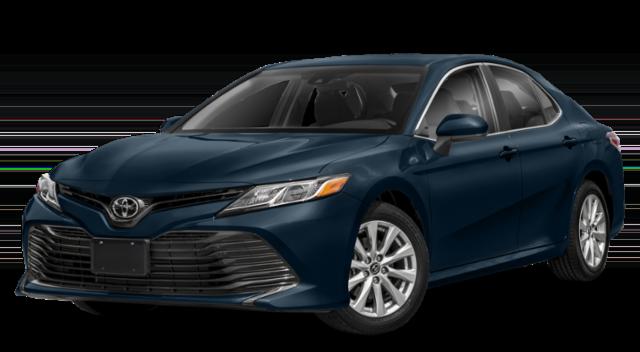 2019 Toyota Camry Blue