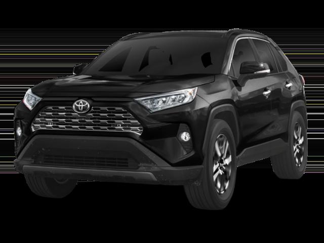 2019 Toyota RAV4 LE AWD (SE)