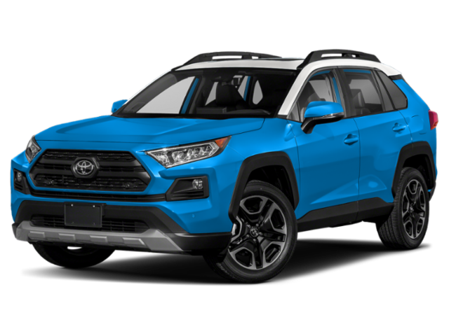 2019 Toyota RAV4 Adventure AWD (SE)