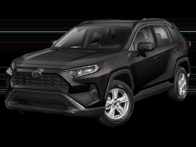 2019 Toyota RAV4 XLE FWD (Natl)