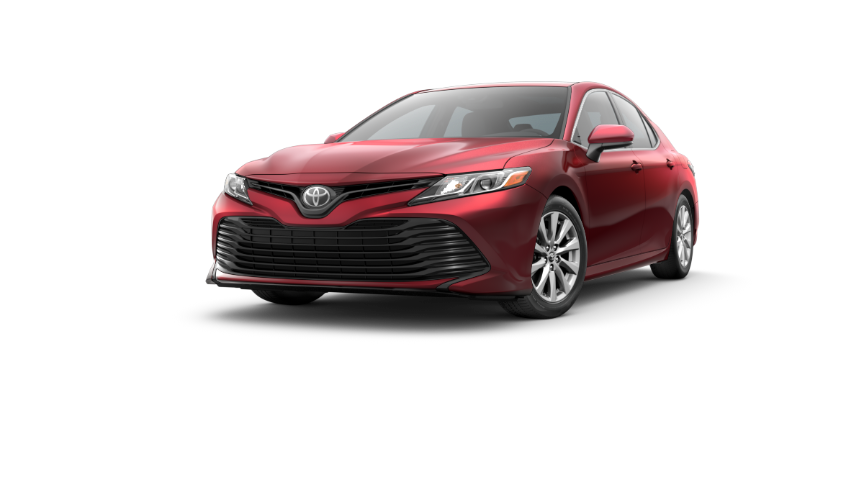 2019 Camry Ruby Flare Pearl