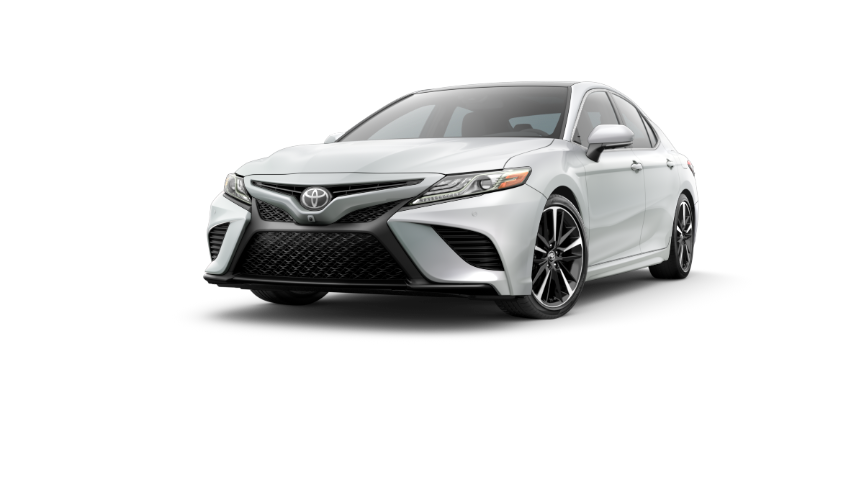 2019 Camry Wind Chill Pearl