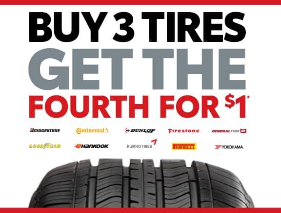 2019 Toyota Tire Savings Event