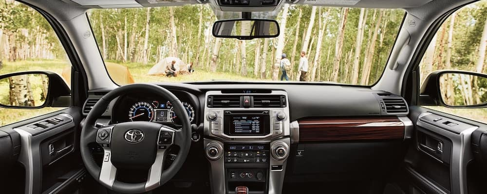 2019 Toyota 4runner Interior Features