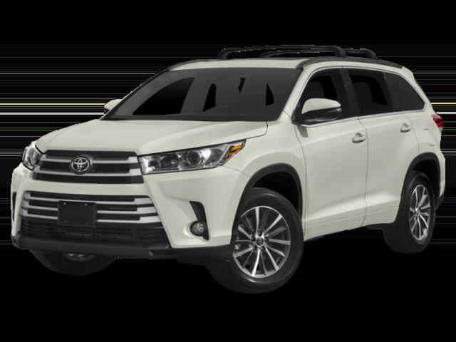 2019 Toyota Highlander LE Plus V6 AWD