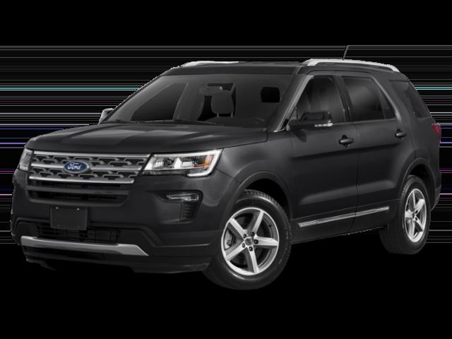 2019 Ford Explorer Base FWD