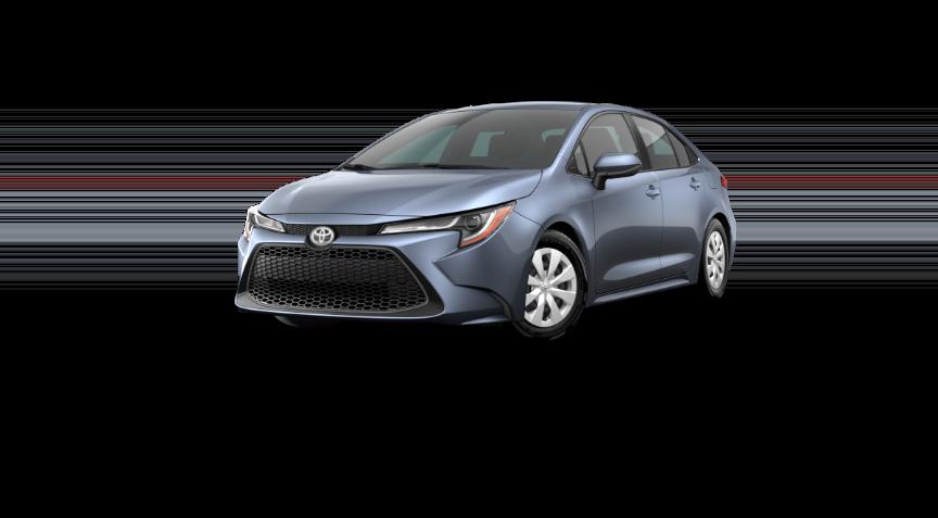 2020 Corolla Sedan - Celestite