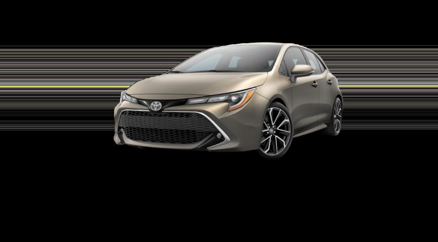 Corolla Hatchback - Oxide Bronze