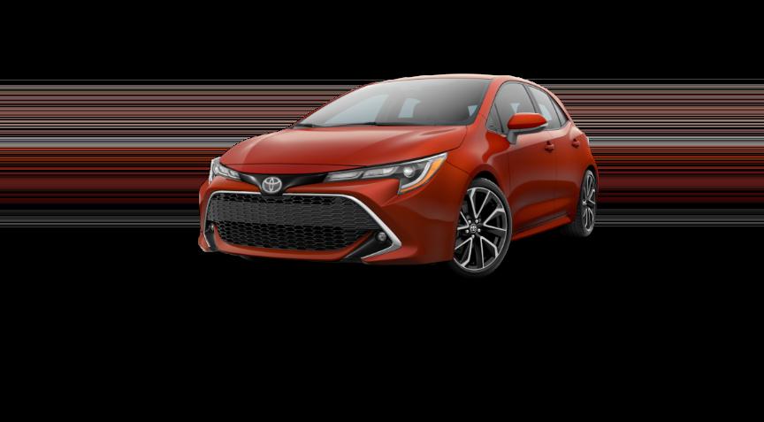 Corolla Hatchback - Smoked Paprika Metallic