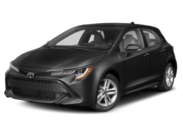 2020 Toyota Corolla Hatchback SE Manual (SE)