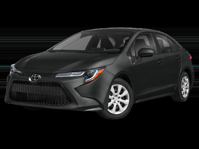 2020 Toyota Corolla L CVT (SE)