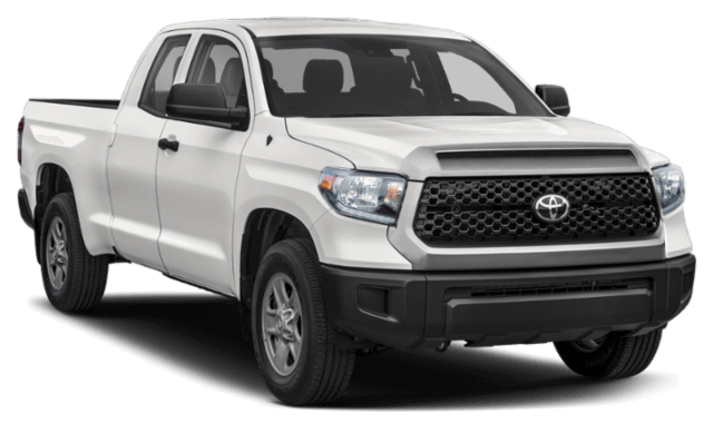 2020 Toyota Tundra front view comparison thumbnail