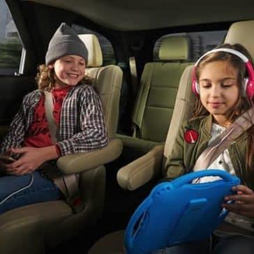 2019 Dodge Durango Passengers
