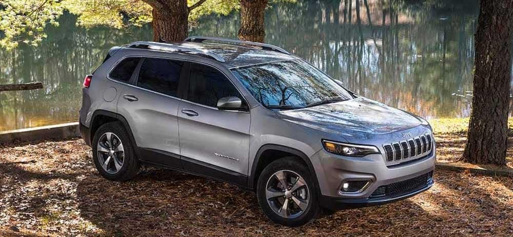 2019 Jeep Cherokee Limited Sting Gray exterior