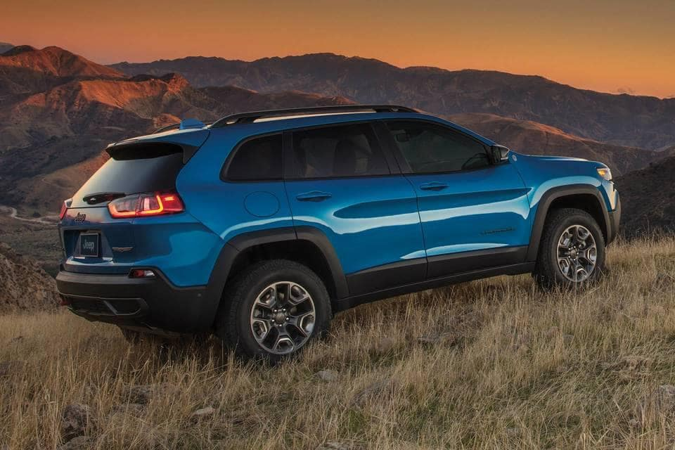 2019 Jeep Cherokee Offroad