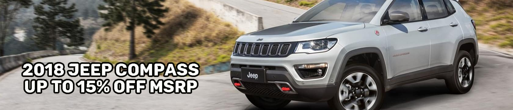 2018 Jeep Compass Banner 1