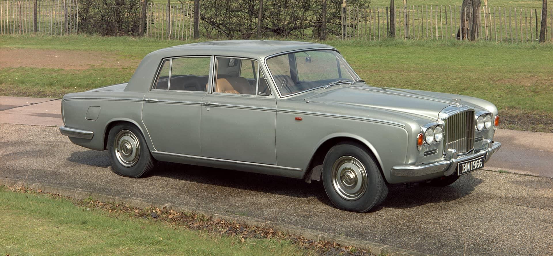 Original Bentley T-Series