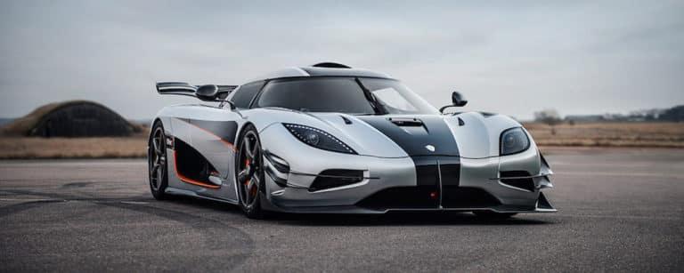 Koenigsegg One:1 showcase