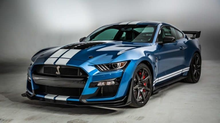 Shelby Mustang GT500 Unveiled